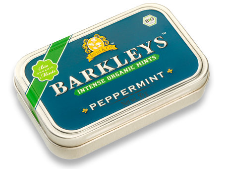 Bio Organic Peppermint Mints